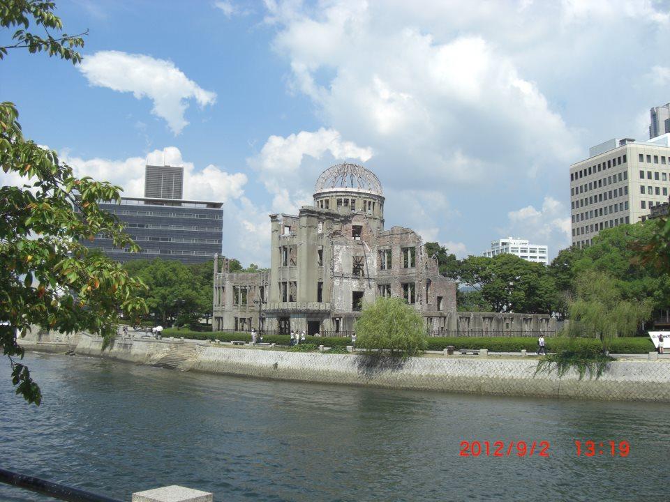 原爆ドーム20120902